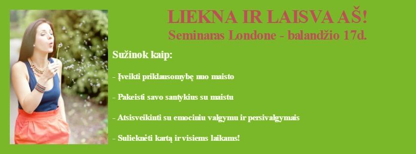 Seminarui LOndone